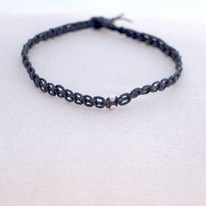 Jewelry - 90s vibes hemp choker